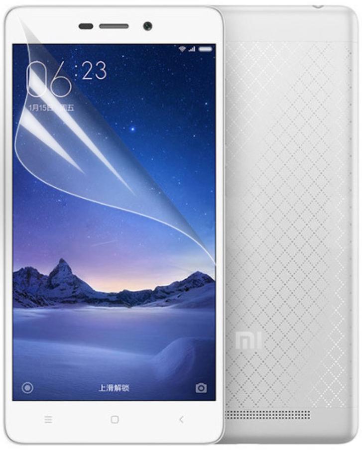 Пленка защитная EGGO Xiaomi Redmi 3/Redmi 3S/Redmi 3 Pro/Redmi 3X (глянцевая)