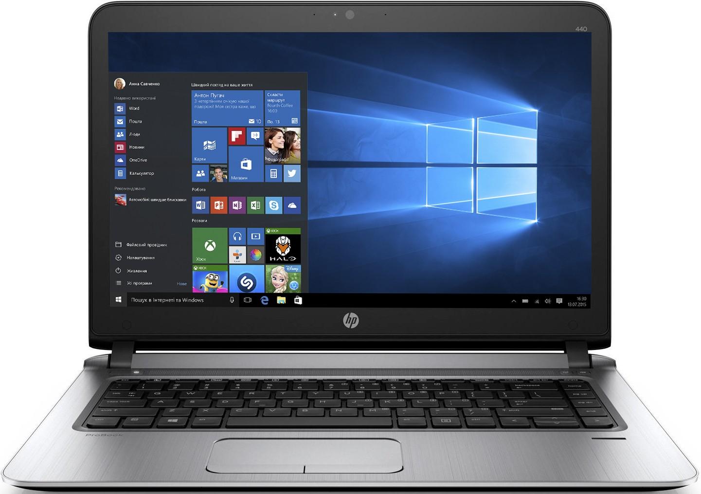 HP Probook 440 G3 (W4P04EA)