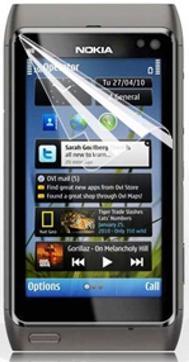 Пленка защитная EGGO Nokia N8 (глянцевая)