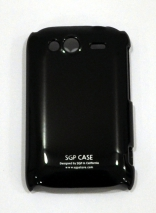 Ultraslim case for HTC wildfire black