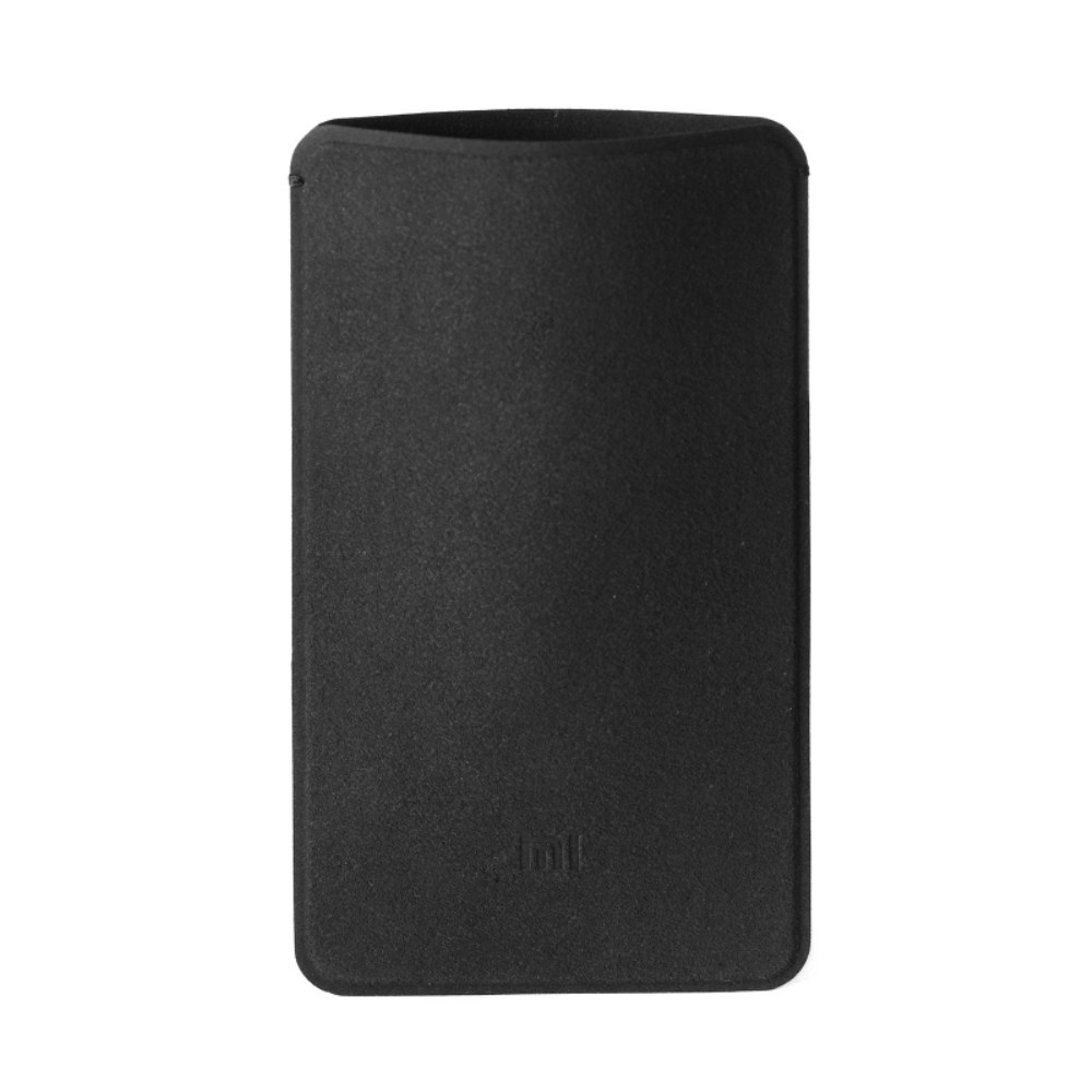 Купить Чехол Xiaomi Microfiber Cloth Slim Protective Pouch Для Xiaomi 5000Mah (Черный/black)
