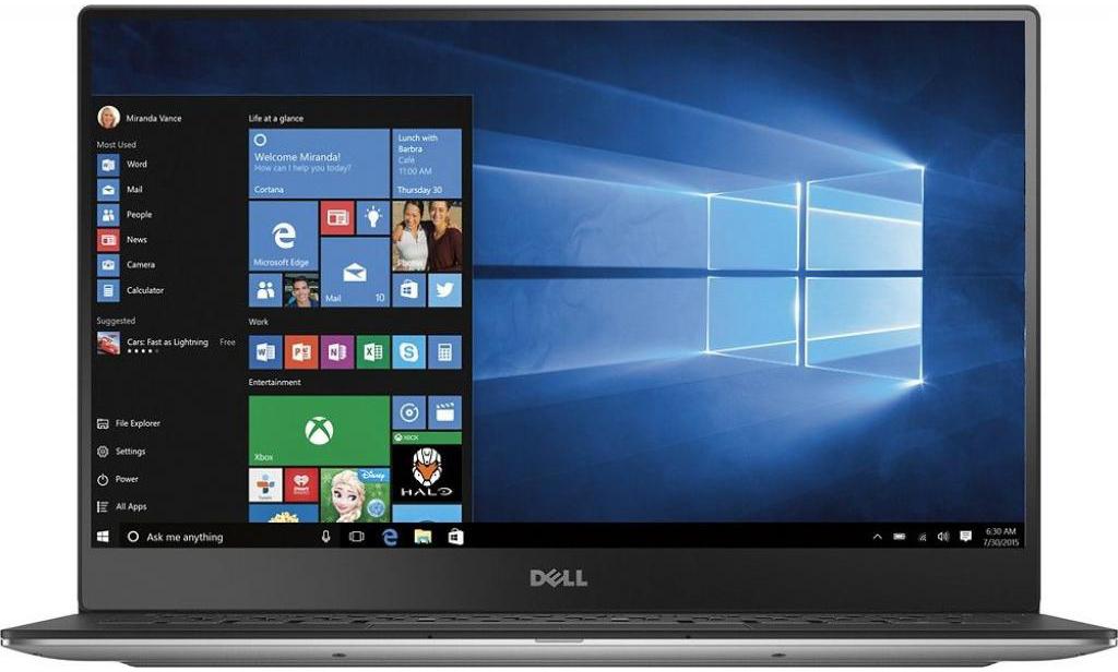 Dell XPS 13 9360 (93i58S2IHD-LSL) Silver