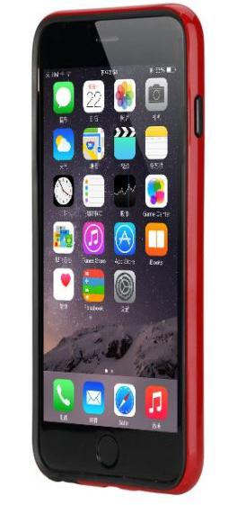 "Бампер ROCK Duplex Slim Guard для Apple iPhone 6 Plus/6S Plus (5.5"") (Красный / Red)"