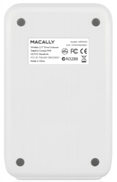 Macally WiFi HDD - ITMag
