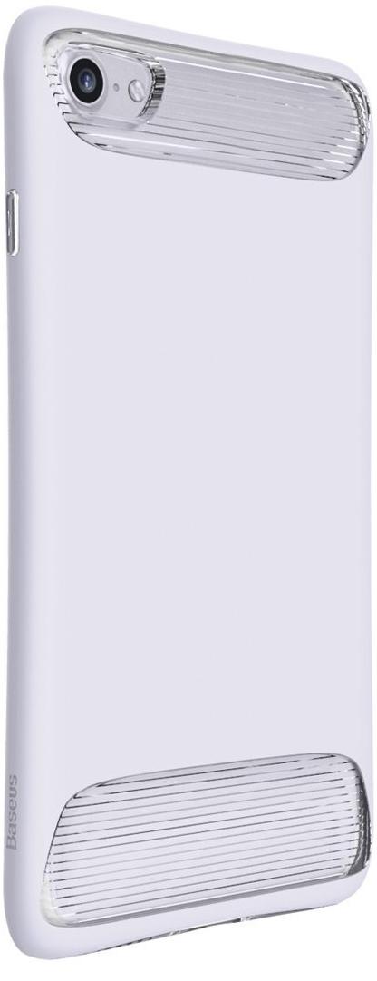 Чехол Baseus Angel Case iPhone 7 White (WIAPIPH7-TS02)