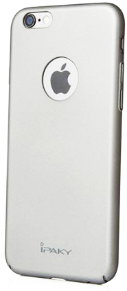 "Чехол iPaky Metal Plating Series для Apple iPhone 6/6s (4.7"") (Серебряный)"