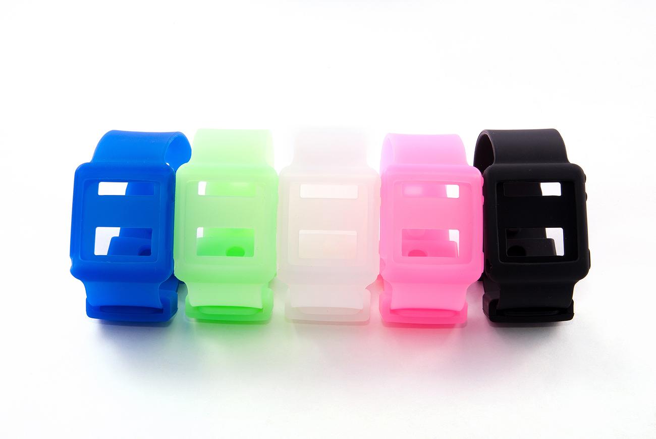 Чехол-браслет EGGO для iPod Nano 6Gen (Green, Blue, White, Black, Pink)  - купить со скидкой