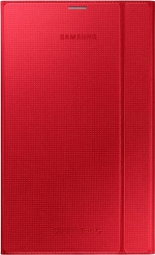 Чехол Samsung Book Cover для Galaxy Tab S 8.4 T700/T705 Glam Red