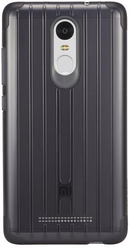 Xiaomi Silicon Case Non-slip for Redmi Note 3 Black 1154800029