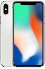Apple iPhone X 256GB Silver (MQAG2) CPO