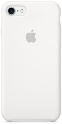 Apple iPhone 7 Silicone Case - White MMWF2