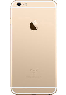 Apple iPhone 6S Plus 64GB Gold (Refurbished asurion) - ITMag
