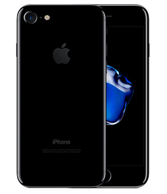 Apple iPhone 7 128GB Jet Black UA UCRF - ITMag
