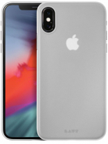 Чехол LAUT SLIMSKIN для iPhone XS - Clear (LAUT_IP18-S_SS_C)