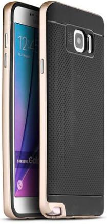 Чехол iPaky TPU+PC для Samsung Galaxy Note 5 (Золотой)