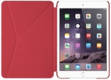 LAUT Origami Trifolio for iPad mini 4 Red (LAUT_IPM4_TF_R)