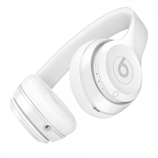 Beats by Dr. Dre Solo 3 Wireless Gloss White (MNEP2)