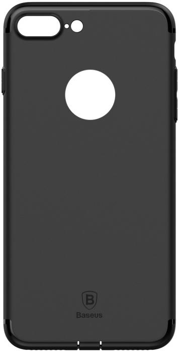 Чехол Baseus Slim Case For iphone7 plus Black (WIAPIPH7P-CTA01)