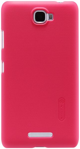 Чехол Nillkin Matte для Lenovo S856 (+ пленка) (Красный)
