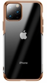 Baseus Shining Case for iPhone 11 Pro MAX Gold (ARAPIPH65S-MD0V) - ITMag