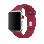 Apple 42mm Rose Red Sport Band S/M - M/L (MQUP2) Copy