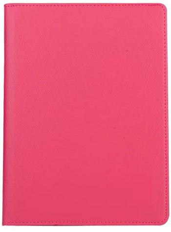 Кожаный чехол-книжка TTX с функцией подставки для Asus ZenPad 10 (Z300C/Z300CG/Z300CL) (Малиновый)