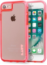 Чехол LAUT FLURO для iPhone 7 - Pink (LAUT_IP7_FR_P)