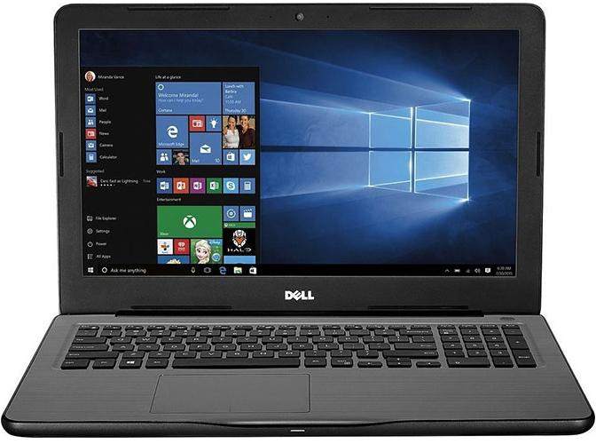 Dell Inspiron 5567 (5567-9828) Black