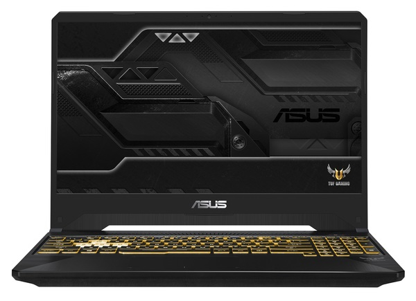 Купить ASUS TUF Gaming FX505GM Gold Steel (FX505GM-ES040T)