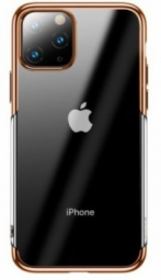 Baseus Shining Case for iPhone 11 Pro MAX Gold (ARAPIPH65S-MD0V)