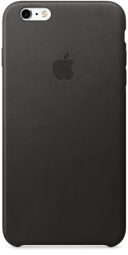 Apple iPhone 6s Plus Leather Case - Black MKXF2