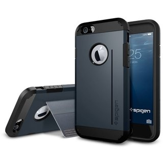 "Чехол SGP Case Tough Armor S Series Metal Slate for iPhone 6/6S 4.7"" (SGP11043) - ITMag"