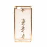 Чехол Remax для iPhone 6/6S Heartbeat Golden