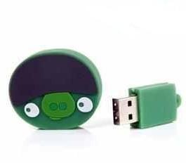 USB Flash Drive Helmet Pig 16GB