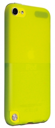 Чехол-накладка Ozaki O!coat Wardrobe Yellow for iPod touch 5G (OC610YL)