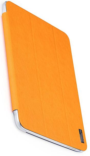 Купить Чехол (книжка) Rock Elegant Series для Samsung Galaxy Tab 3 10.1 P5200/P5210 (Оранжевый / Orange)