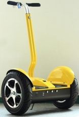 "Segway 17.5"" Bike Yellow"