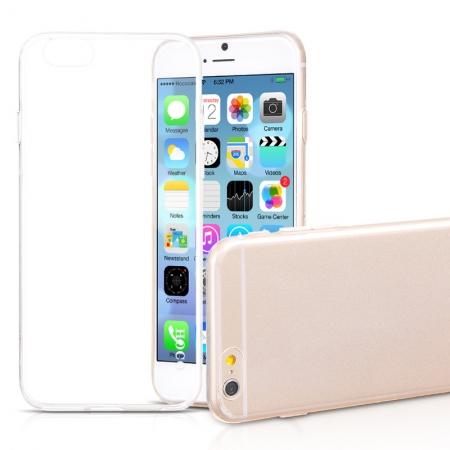 """TPU чехол EGGO для Apple iPhone 6/6s (4.7"""") (Бесцветный (прозрачный))"""