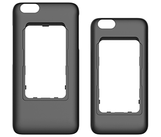 ELARI CardPhone Case for iPhone 6 Black (LR-CS6-BLCK) - ITMag