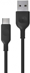 RAVPower 3ft/1m USB A to C Cable - Black (RP-CB017)
