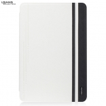 Чехол USAMS Jazz Series for iPad Air Smart Slim Leather Stand Cover White