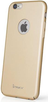 "Чехол iPaky Metal Plating Series для Apple iPhone 6/6s (4.7"") (Золотой)"