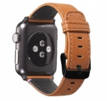 Ремешок Decoded Nappa для Apple Watch 38 mm - Brown (D5AW38SP1BN)