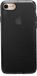 Чехол Baseus Simple  Series Case For iPhone7 (Anti-Shock) Transparent Black (ARAPIPH7-JZ01)
