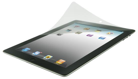Пленка защитная EGGO iPad 4 / iPad 3 / iPad 2 (Матовая)
