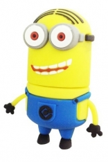 USB Flash Drive Minion XHR-4 16GB