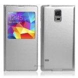 Чехол S View Cover Samsung Galaxy S5 G900H (grey)