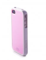 Чехол для iPhone 4/4S SGP Linear Color Series Sherbet Pink