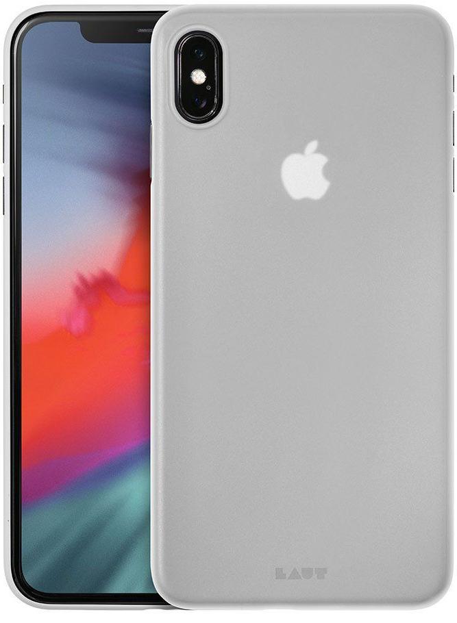 Чехол LAUT SLIMSKIN для iPhone XS Max - Clear (LAUT_IP18-L_SS_C)