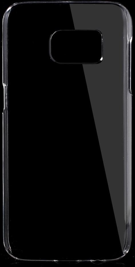 Пластиковая накладка EGGO для Samsung Galaxy S7 G930 (Прозрачная/Transparent)